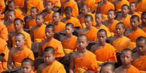 Monks detachment